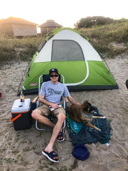 Cape Hatteras - Campsite